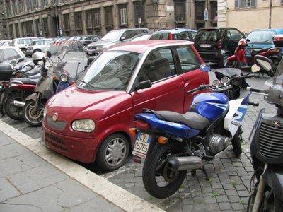 Te He - Teeny Car