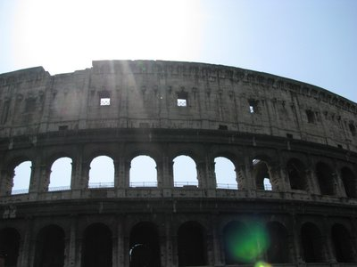 The Obligatory Colosseum Shot