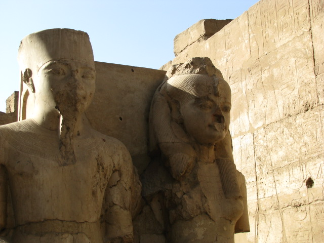 Tut Ankh Amon at Karnak