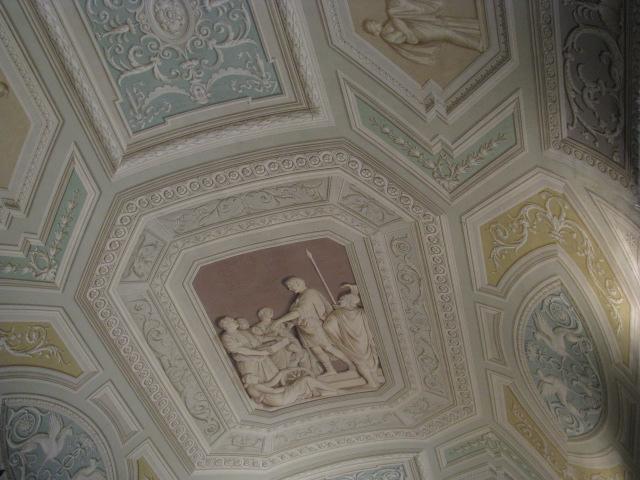 Vatican Museum Gallery Art