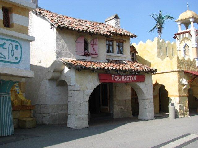 Touristix Souvenir Shop