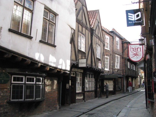 A Streek in York