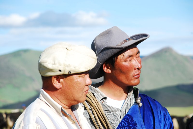 mongolians