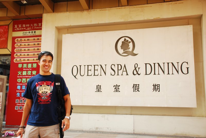 queens spa