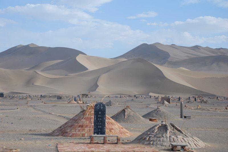 Dune cemetary