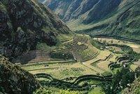 Inca Ruin Patallacta
