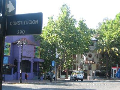 Constitucion Road, Santiago