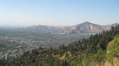 View of Santiago2