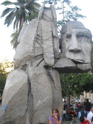 Art in Plaza dos Armas