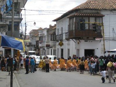 Fiesta in Sucre