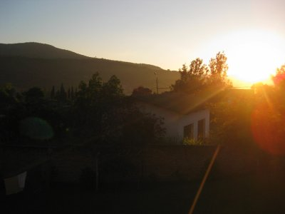 Sunrise at Posada del Sol
