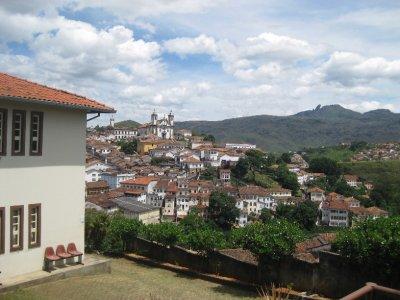 View of Ouro Preto