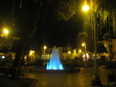 Another plaza