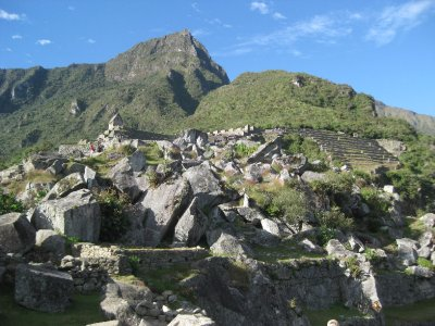 Machu Picchu (Old Mountain)