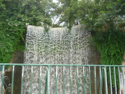 Waterfalls at the Mirador