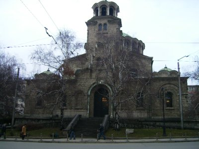 091Sofia - A Church
