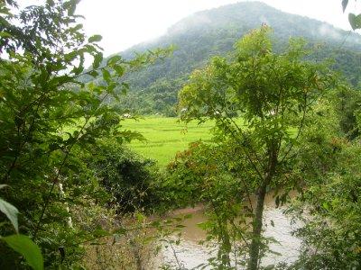 1088 Laos Lam Nam Tha - Nalan Village
