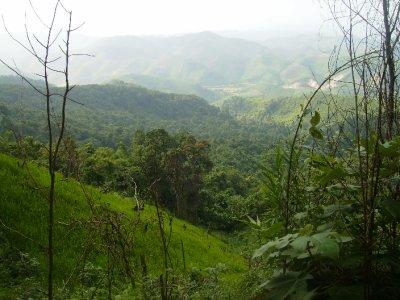 1096 Lam Nam Tha - Nalan trek
