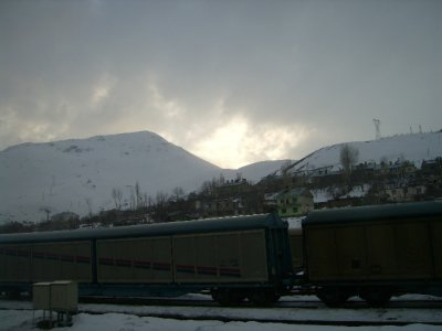 138 To Tehran - Mountain