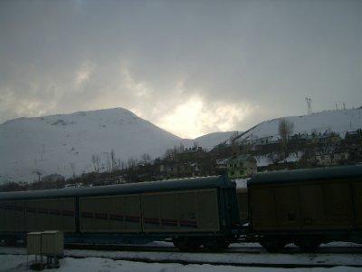 138 To Tehran - Mountain