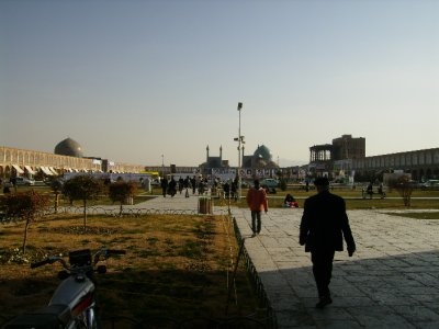 172 Iran Isfahan - Immam Square