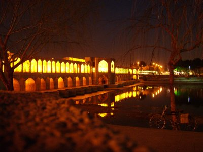 180 Iran Isfahan - The bridge again