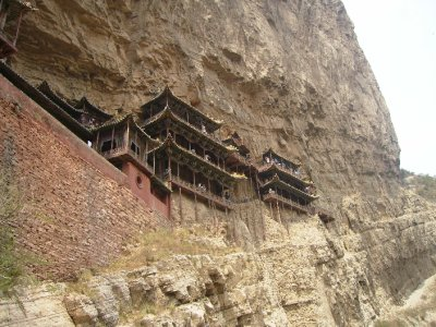 612 China Datong - The hanging Monastery