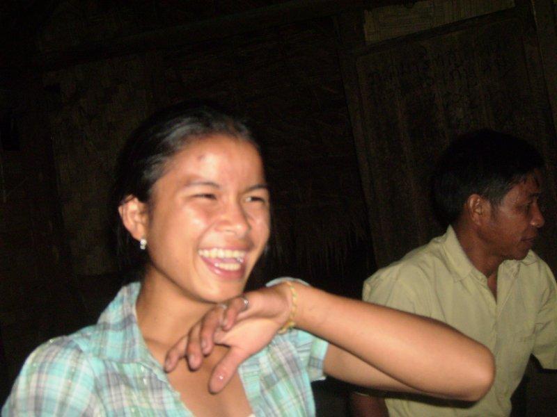 1075 Laos Lam Nam Tha - Nalan Village Ny