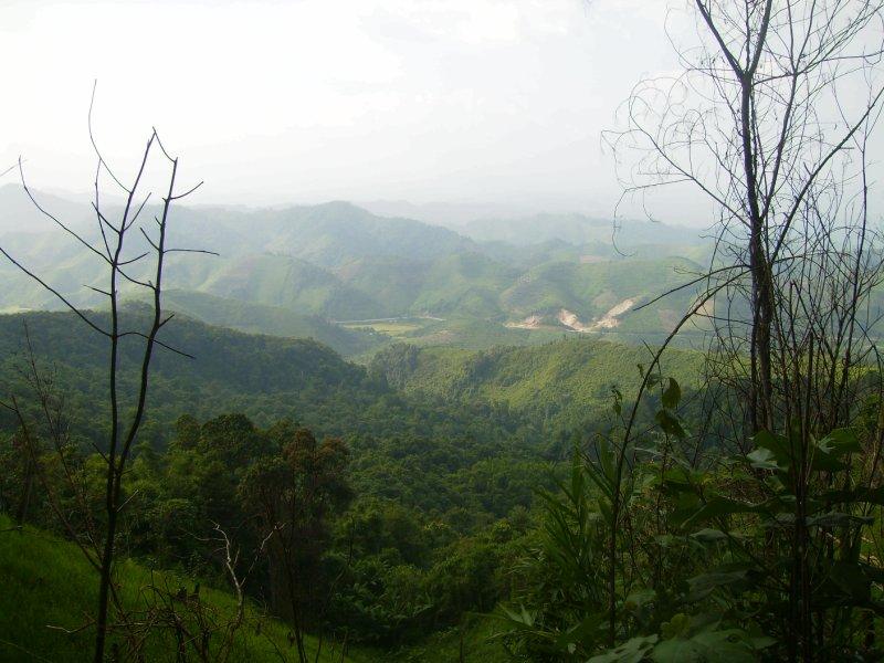 1095 Lam Nam Tha - Nalan trek