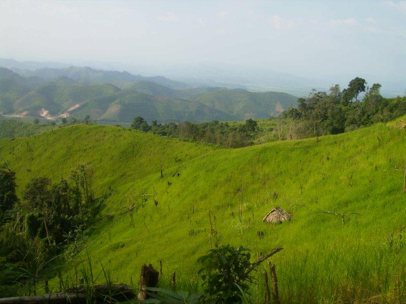1097 Lam Nam Tha - Nalan trek