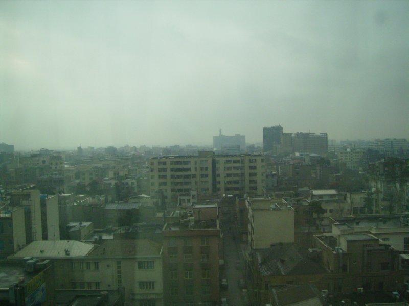 142 To Tehran - Tehran smog central