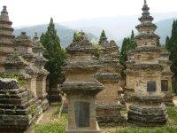 683 China Luoyang - more pagodas