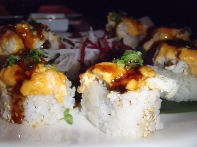 Virago Sushi:  The Bomb