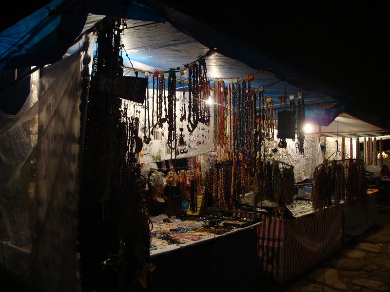 Jewelry Shopping in Paraty
