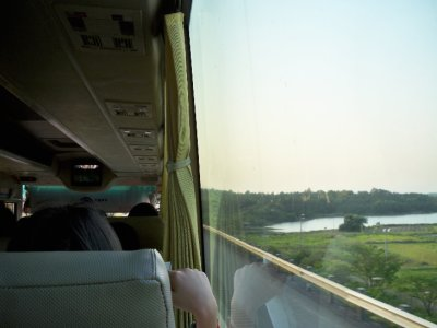 The actuality of a Chinese bus journey