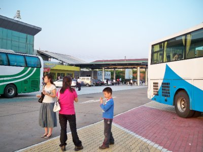 Chinese bus travel