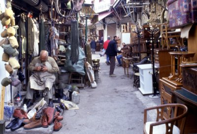 Athens Cobbler 1996
