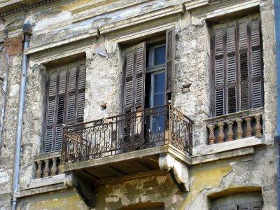 Athens Balcony
