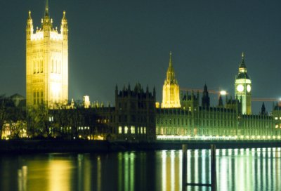 Westminster and the Thames 2