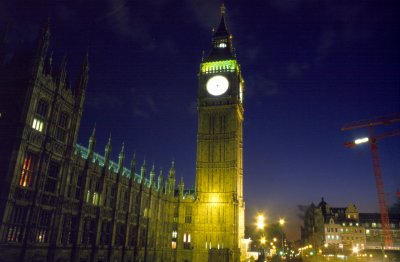 WEstminster and Big Ben