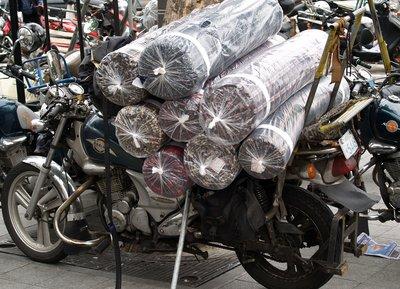 Seoul Delivery Bike