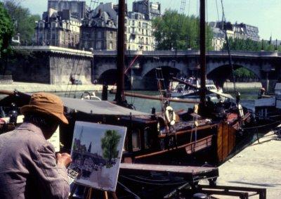 Paris Artist