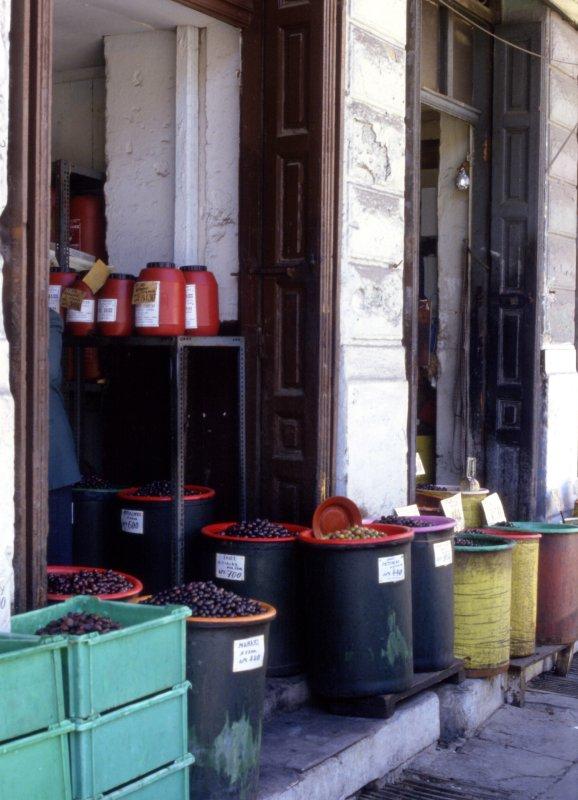 Athens Olive Shop 1996