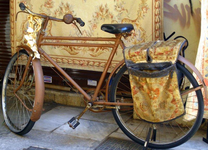 Plaka Bike