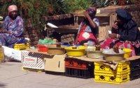 Mopani Worm Sellers Botswana