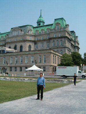 L'Hotel de Ville in Montreal
