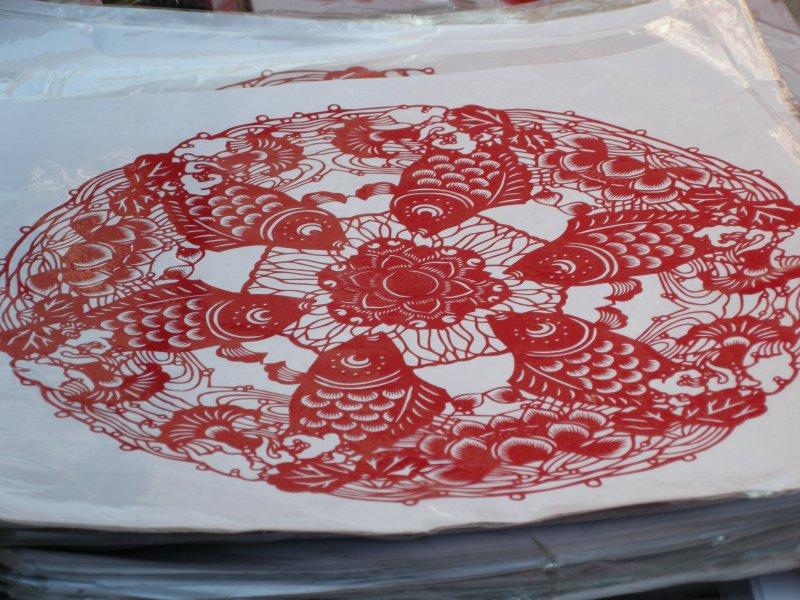 Chinese paper art
