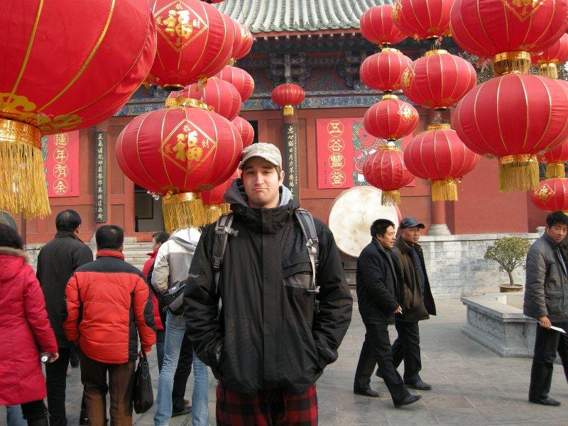 Elias at Kaifeng House