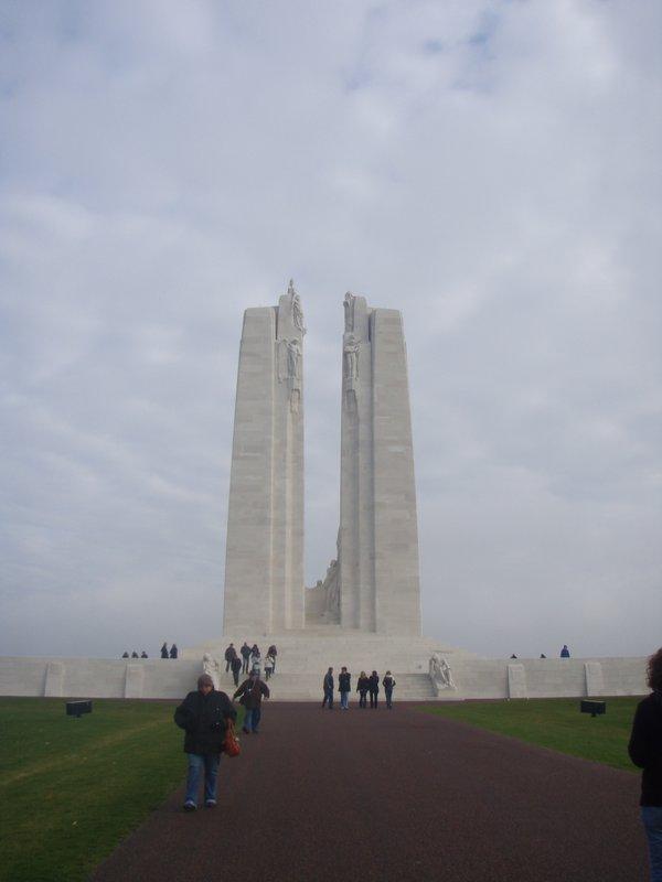 France - Vimy Memorial