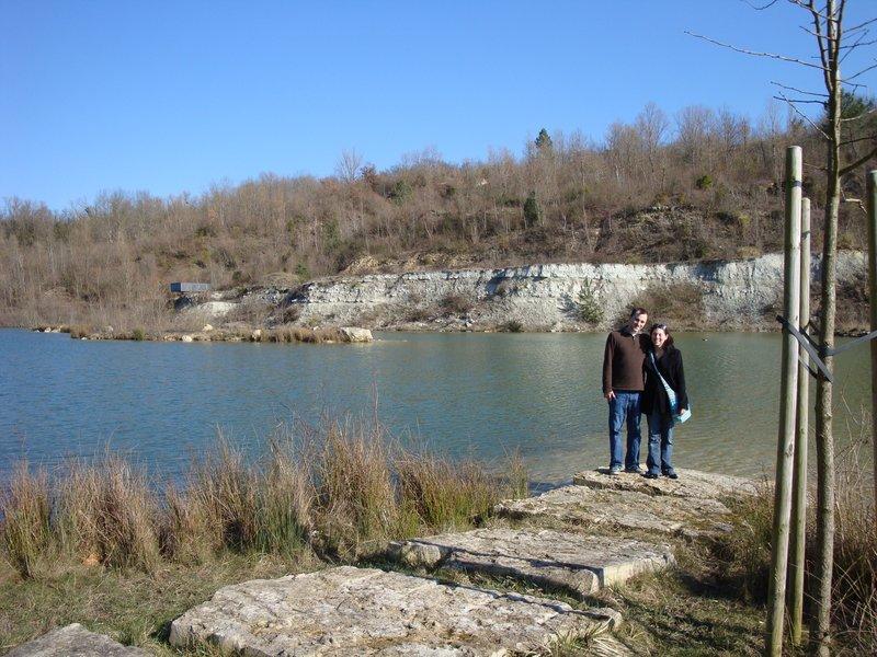 Emily and Adam, Bordeaux Park